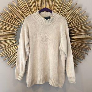Lauren Ralph Lauren Vintage Mockneck Sweater